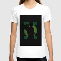 green lantern T-shirts featuring Green Lantern by Sport_Designs