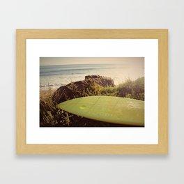 Surfbort Framed Art Print