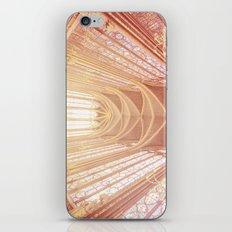 Saint Chapelle Paris iPhone & iPod Skin