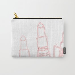 pucker up II Carry-All Pouch