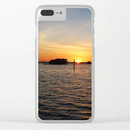 And the Bells Toll I Clear iPhone Case