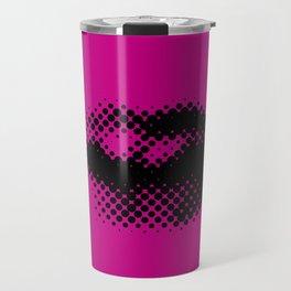 Pop Lips Travel Mug