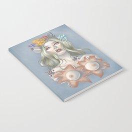 Fungal Queen Notebook