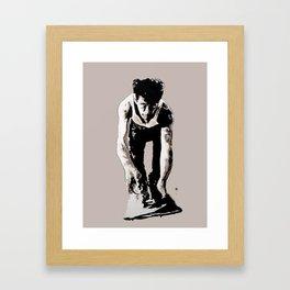 HERMAN Framed Art Print