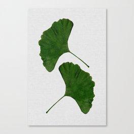 Ginkgo Leaf II Canvas Print