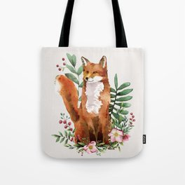 Autumn Fox II Tote Bag