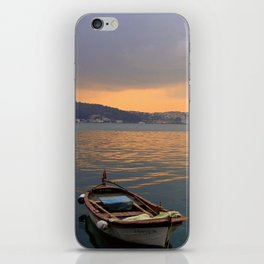 City of Mystery (1) iPhone Skin