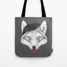 the fox doesn't say Tote Bag