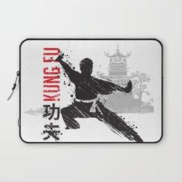 Kung Fu Laptop Sleeve