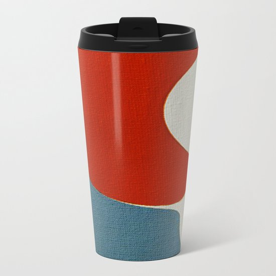 Kin (Sun) Metal Travel Mug