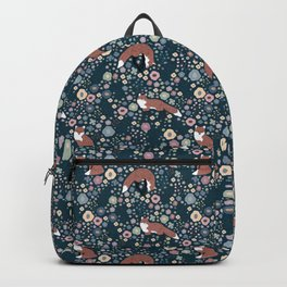 There's a fox in the garden Backpack