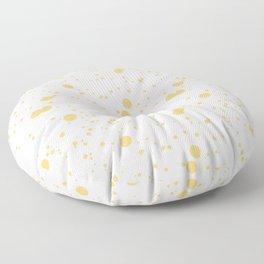 circles (18) Floor Pillow