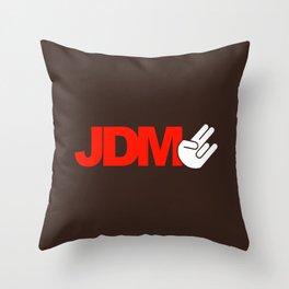 JDM shocker v5 HQvector Throw Pillow