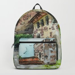 Castle Vineyard Backpack
