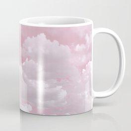 Clouds in a Pink Sky Coffee Mug