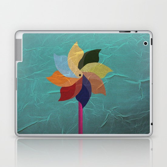 Toy Windmill Laptop & iPad Skin