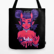 D-Babe Tote Bag