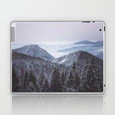 Mountain love Laptop & iPad Skin