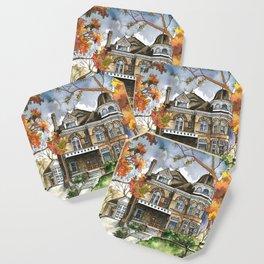 Victorian Autumn Coaster