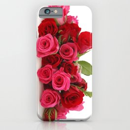 A Promised Rose Garden iPhone Case