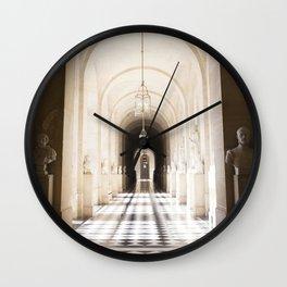 Versailles Hallway Wall Clock