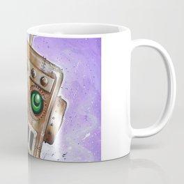 i.Friend: Steam Punk Robot Coffee Mug