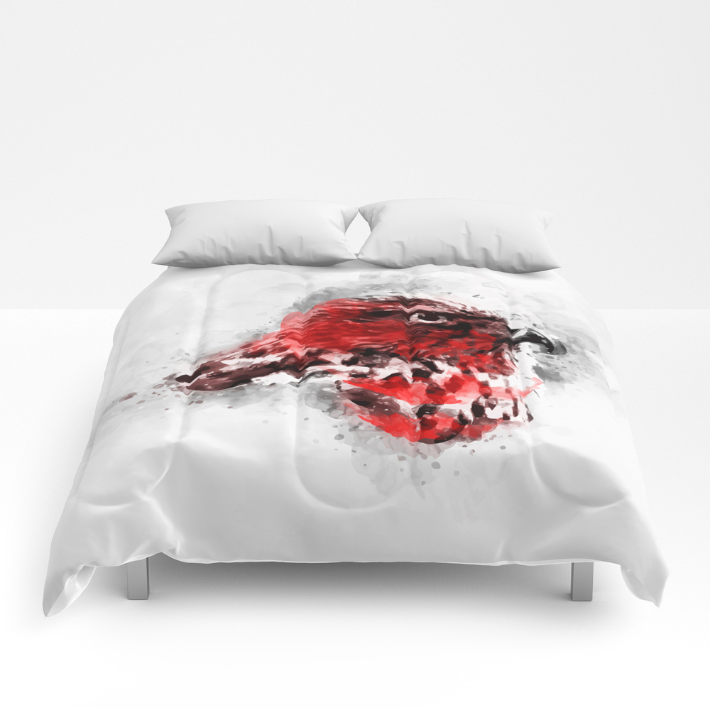 Redbreast Comforter by Maioriz (CMF7893034) photo