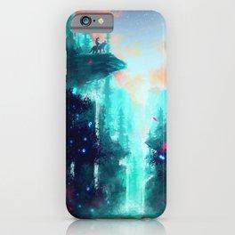 Mononoke Forest iPhone Case