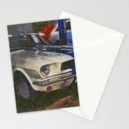 Shelby GT350 Stationery Cards