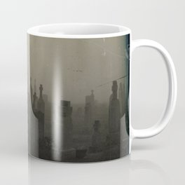 Dark And Dank Fog Coffee Mug