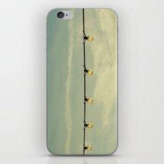 Bulbs iPhone & iPod Skin