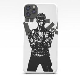 One Piece Zoro Nothing Happened iPhone Case