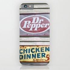 Chicken Dinner Candy Slim Case iPhone 6s