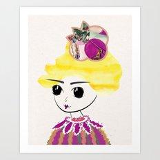 Duchess Art Print