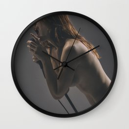 Sing Your Heart Out Wall Clock
