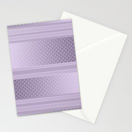 Lilac mother of pearl Stationery Cards