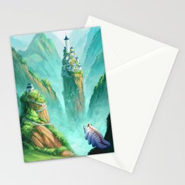 The Last Airbender  Stationery Cards