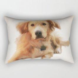 Finnegan Begin Again Rectangular Pillow