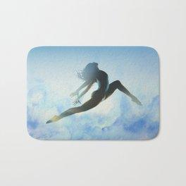Dancer's Leap Bath Mat