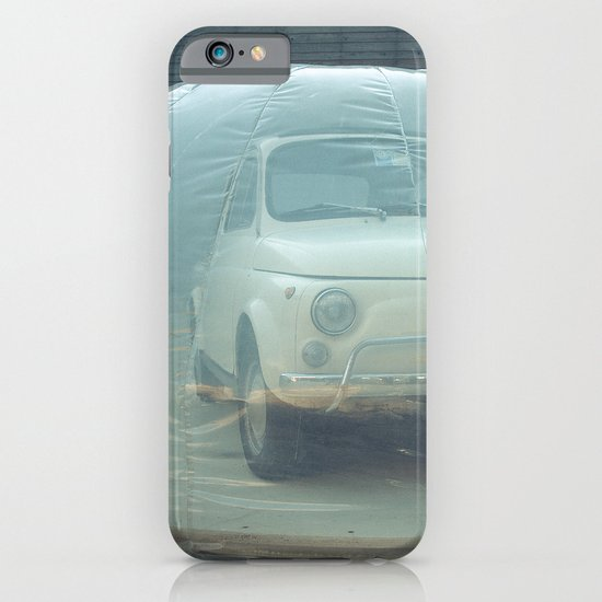 bubble car iPhone & iPod Case