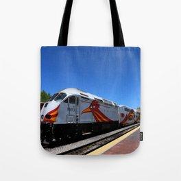 New Mexico Rail Runner Tote Bag