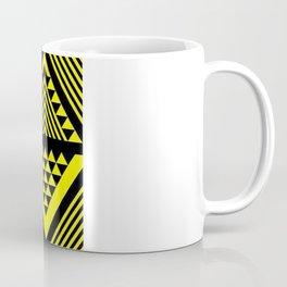 Black & Yellow Coffee Mug