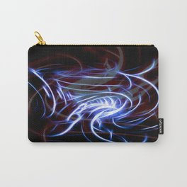 Eye of Silver Carry-All Pouch