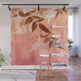Warm Jasmine Sunrise Wall Mural