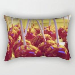 Candy Apples Rectangular Pillow