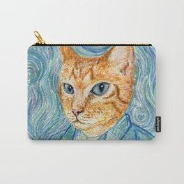 Kitten van Gogh Carry-All Pouch