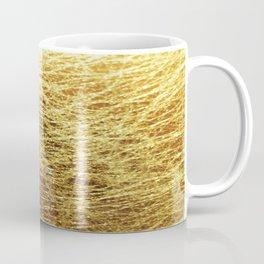 Line of gold thread Coffee Mug