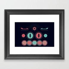 mt  Framed Art Print