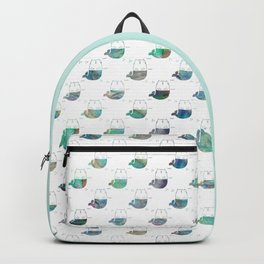 MerKitty Ocean Seashell Backpack