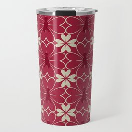 FLEUR DE COEUR Travel Mug